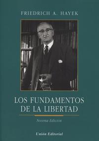 Libro LOS FUNDAMENTOS DE LA LIBERTAD