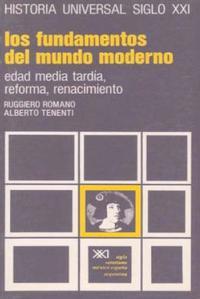 Libro LOS FUNDAMENTOS DEL MUNDO MODERNO
