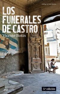 Libro LOS FUNERALES DE CASTRO