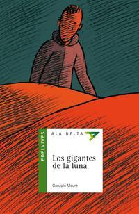 Libro LOS GIGANTES DE LA LUNA