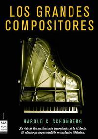 Libro LOS GRANDES COMPOSITORES
