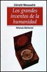 Libro LOS GRANDES INVENTOS DE LA HUMANIDAD