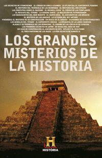 Libro LOS GRANDES MISTERIOS DE LA HISTORIA