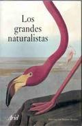 Libro LOS GRANDES NATURALISTAS