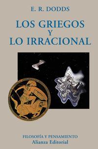 Libro LOS GRIEGOS Y LO IRRACIONAL