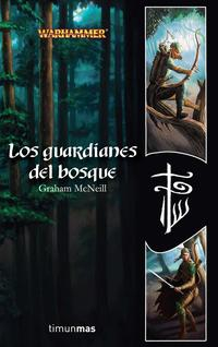 Libro LOS GUARDIANES DEL BOSQUE