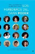 Libro LOS HEREDEROS DEL GRAN PODER