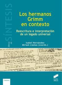 Libro LOS HERMANOS GRIMM EN CONTEXTO