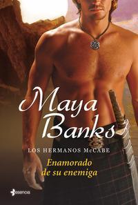 Libro LOS HERMANOS MCCABE: ENAMORADO DE SU ENEMIGA
