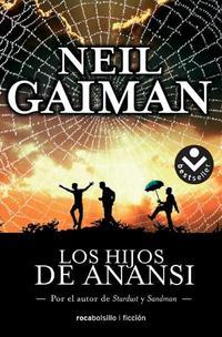 Libro LOS HIJOS DE ANANSI
