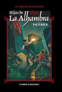 Libro LOS HIJOS DE LA ALHAMBRA