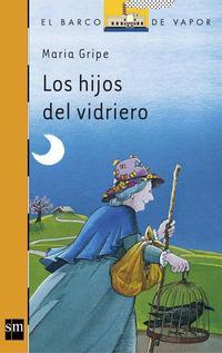 Libro LOS HIJOS DEL VIDRIERO