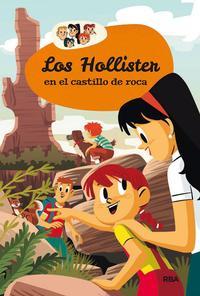 Libro LOS HOLLISTER 3:LOS HOLLISTER EN EL CASTILLO DE ROCA