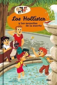 Libro LOS HOLLISTER 4:LOS HOLLISTER Y LAS MONEDAS DE LA SUERTE