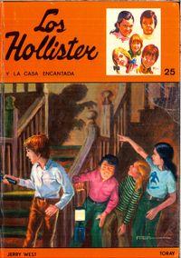 Libro LOS HOLLISTER Y LA CASA ENCANTADA