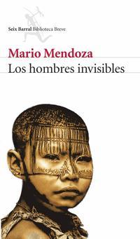 Libro LOS HOMBRES INVISIBLES