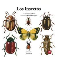 Libro LOS INSECTOS