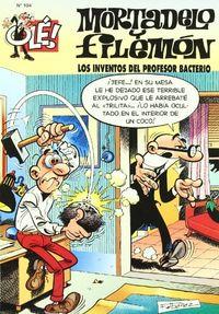 Libro LOS INVENTOS DEL PROFESOR BACTERIO