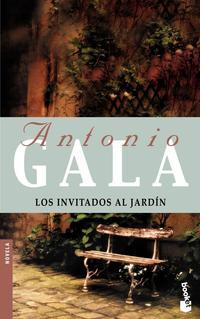 Libro LOS INVITADOS AL JARDIN