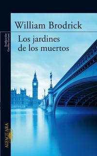 Libro LOS JARDINES DE LOS MUERTOS