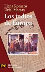 Libro LOS JUDIOS EN EUROPA: UN LEGADO DE 2000 AÑOS