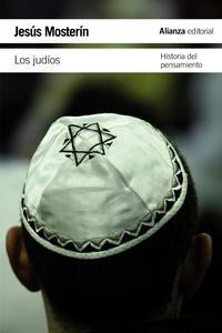Libro LOS JUDIOS: HISTORIA DEL PENSAMIENTO