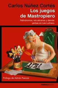 Libro LOS JUEGOS DE MASTROPIERO
