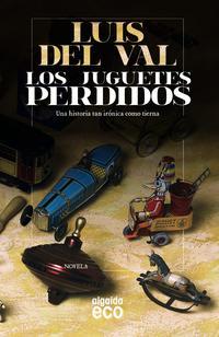 Libro LOS JUGUETES PERDIDOS