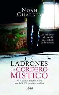 Libro LOS LADRONES DEL CORDERO MISTICO