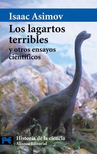 Libro LOS LAGARTOS TERRIBLES Y OTROS ENSAYOS CIENTIFICOS