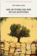 Libro LOS LECTORES DEL PAIS DE LAS ACEITUNAS