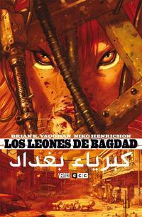 Libro LOS LEONES DE BAGDAD