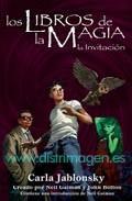 Libro LOS LIBROS DE LA MAGIA. LA INVITACION