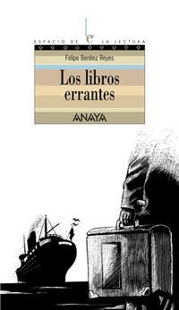 Libro LOS LIBROS ERRANTES