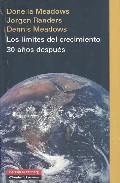 Libro LOS LIMITES DEL CRECIMIENTO 30 AÑOS DESPUES