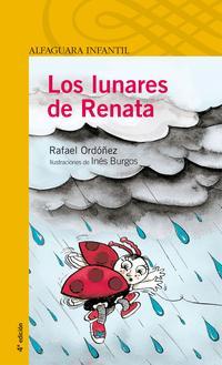 Libro LOS LUNARES DE RENATA