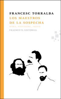 Libro LOS MAESTROS DE LA SOSPECHA