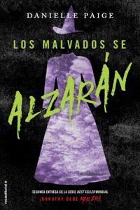 Libro LOS MALVADOS SE ALZARAN