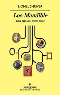 Libro LOS MANDIBLE. UNA FAMILIA: 2029-2047