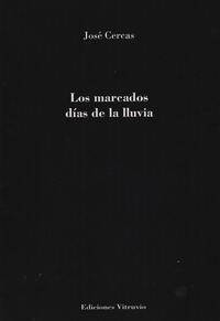 Libro LOS MARCADOS DIAS DE LA LLUVIA