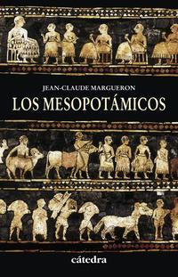 Libro LOS MESOPOTAMICOS