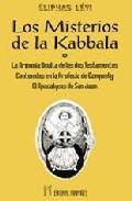 Libro LOS MISTERIOS DE LA KABBALA