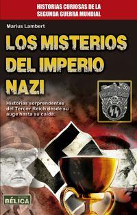 Libro LOS MISTERIOS DEL IMPERIO NAZI