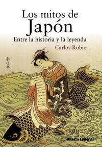 Libro LOS MITOS DE JAPON