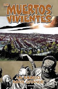 Libro LOS MUERTOS VIVIENTES Nº 16