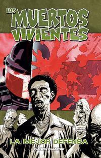 Libro LOS MUERTOS VIVIENTES Nº 5