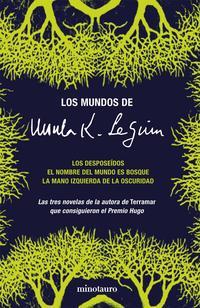 Libro LOS MUNDOS DE URSULA K. LE GUIN