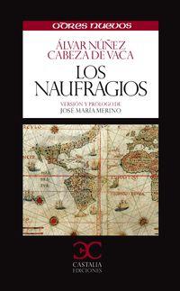 Libro LOS NAUFRAGIOS