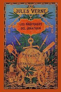 Libro LOS NAUFRAGOS DEL JONATHAN