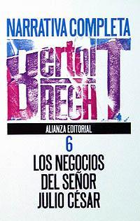 Libro LOS NEGOCIOS DEL SEÑOR JULIO CESAR